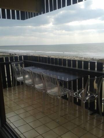 Lacanau océan vue mer pour 2 à 3 p - Lacanau - Condominio