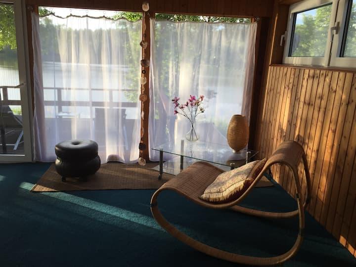 Honeymoon Suite mit Panoramablick