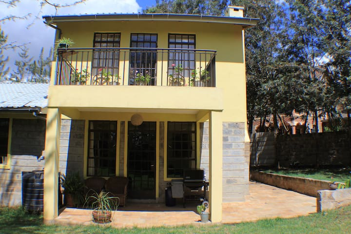 Room with a View - Karen - Nairobi - Hus