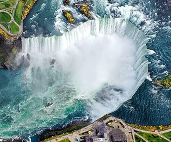 Guidebook for Niagara Falls