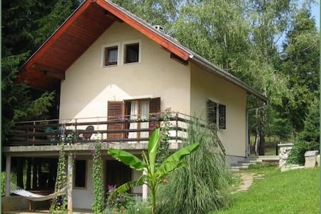 Cosy apartment near river Korana - Barilović
