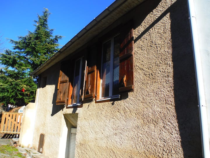 Maison dans les Pyrénées