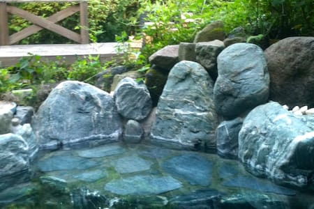 Private hot-spring house in Hakone - Hakone, Ashigarashimo District