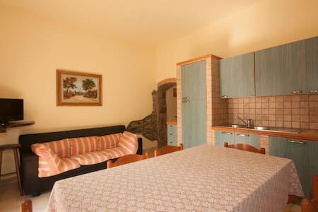 Appartamento trilocale in campagna - Cura Nuova - Apartment