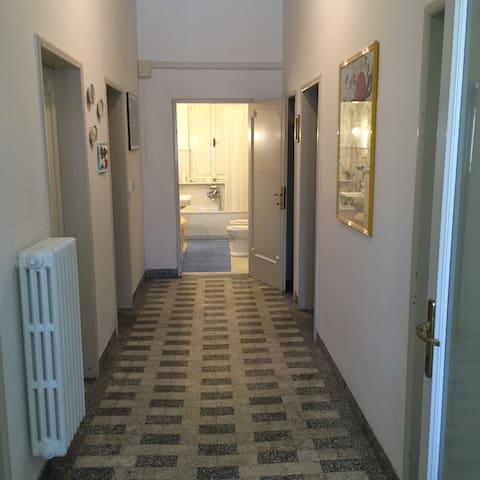 Affitto apt seconda fila mare a PSG - Porto San Giorgio - Ev