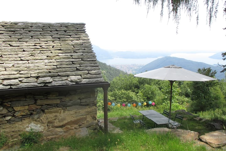 "Mountain hut ""Vrei"" - Lake Maggiore view - Miazzina - Other"