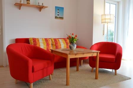Schöne Ferienwohnung im Ostseebad Binz - Binz - Wohnung