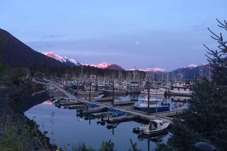 Cozy Southeast Alaskan Sailboat - Sitka - 船