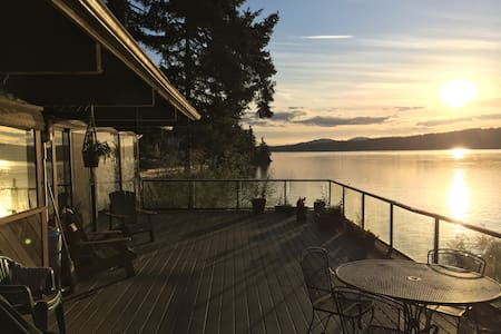 Forest Lane Cottage on Rich Passage - Port Orchard - House