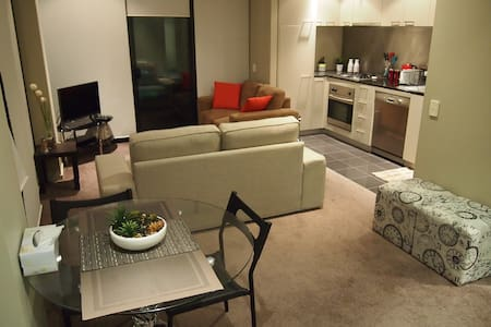 Docklands Harbour 1 Bdrm Apartment