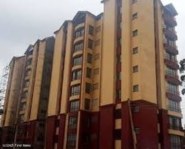 One Bedroom Apartment-Entire Place. - Nairobi - Apartamento