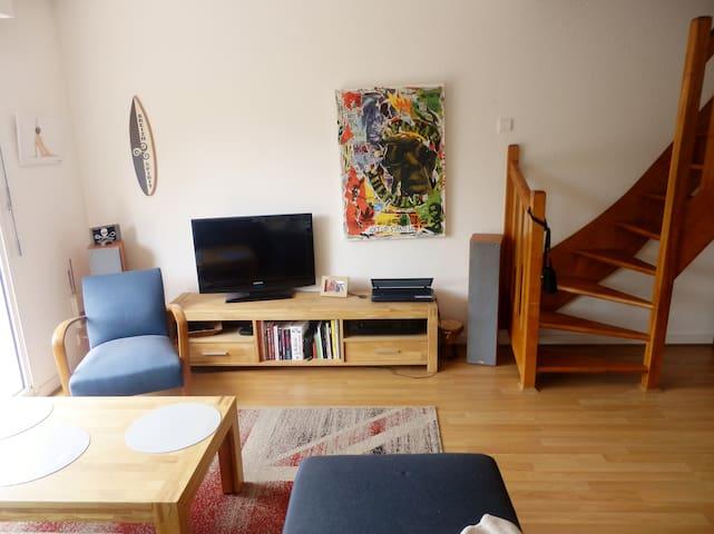 Appartement de type 3 de 50 m2 - La Forêt-Fouesnant - Leilighet