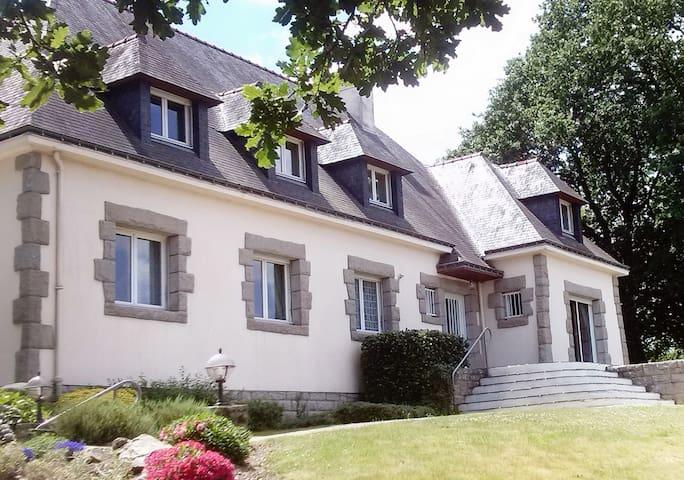 Marianne - Chambre privée avec vue