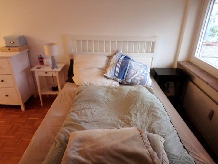 Helle 2-Zimmer Wohnung mit toller Terrasse