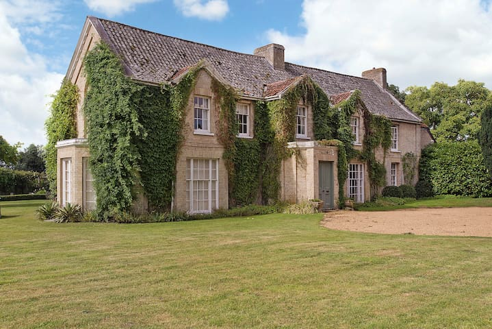 Georgian country house