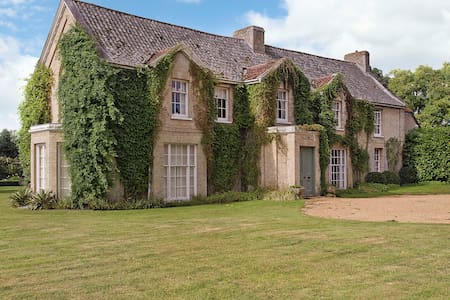 Georgian country house - Oxborough - Rumah