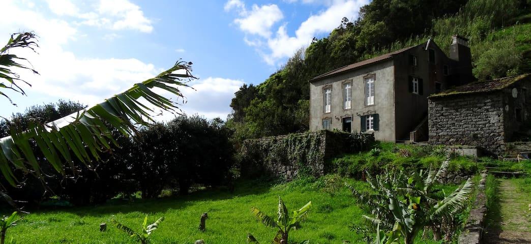Quinta dos Icaros, terrace room. - Azores - Rumah