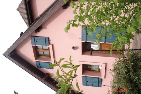 Une maison au calme - Husseren-Wesserling - Casa
