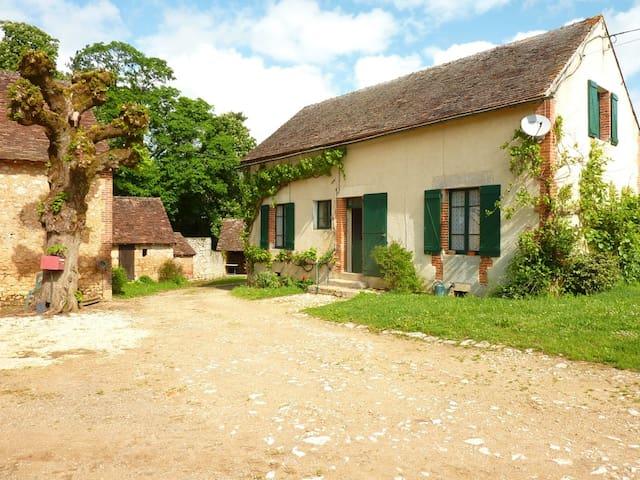 Gite a Montenaut - Lurais - House