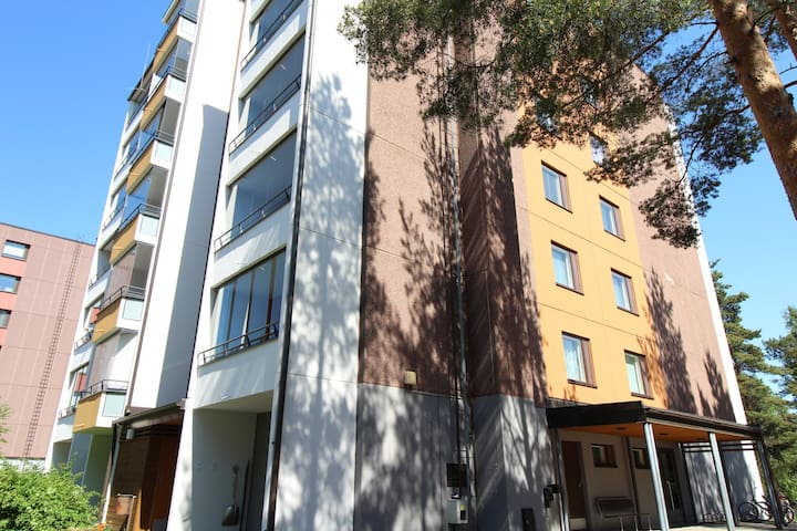 Studio apartment in Hamina, Riekontie 8