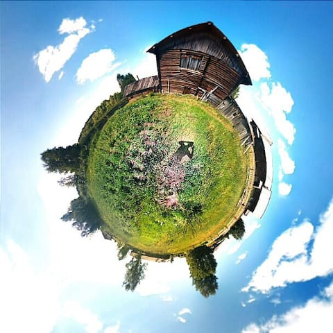 Домик в деревне - Заподюжье