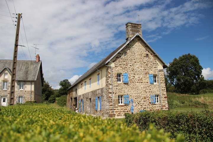 Le Douitel - farmhouse B&B in tranquil Normandy