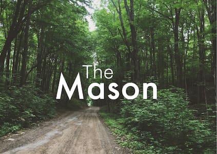 The Mason - Gilmour - Kisház
