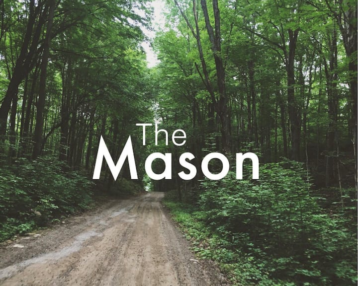 The Mason, Clean, Secluded, Peaceful with Nature