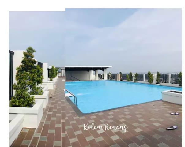 kolam renang (swimming pool)