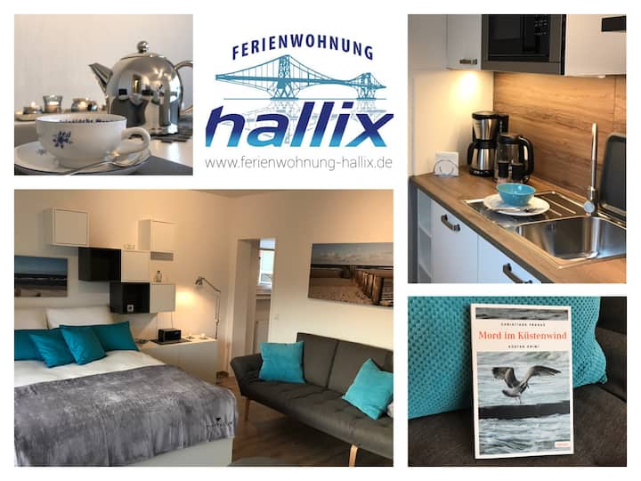 Exclusive Ferienwohnung Hallix Jadebusen-Nordsee
