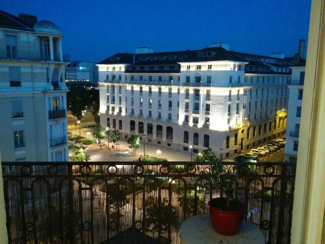 Appartement cosy avec balcon 50m2 - Lyon - Apartamento