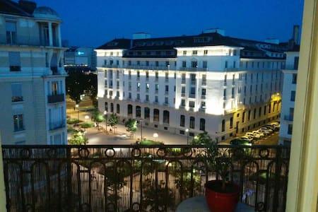 Appartement cosy avec balcon 50m2 - Lione