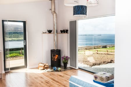Blue Moon Studio, Lochbay, Waternish - Isle of Skye - Rumah