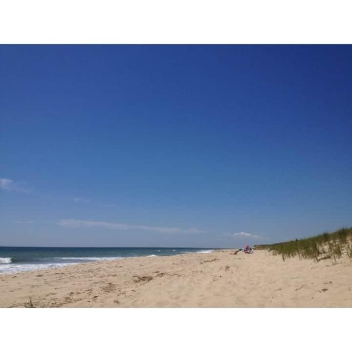 Escape to The Beach !