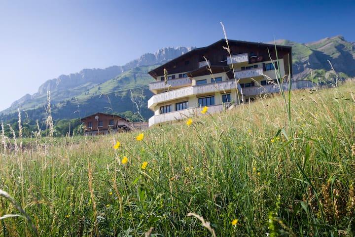 Chalet La Giettaz French Alps