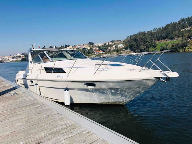 Private yacht - oporto historic center- best price