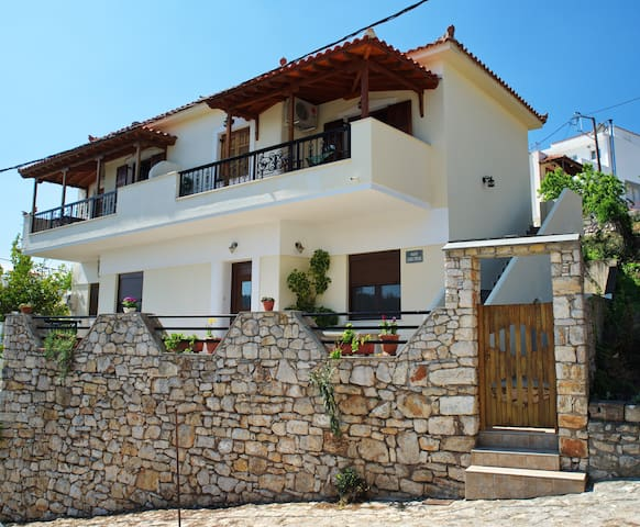 Pefka apartment - 2 bedrooms - Alonnisos - Flat