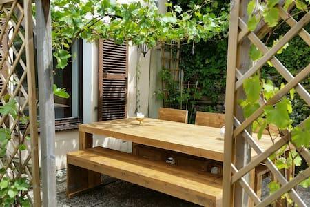 Ferienwohnung mit Garten - Aachen - Apartament