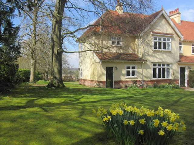 The Annexe at The Down House - Winchester - Daire