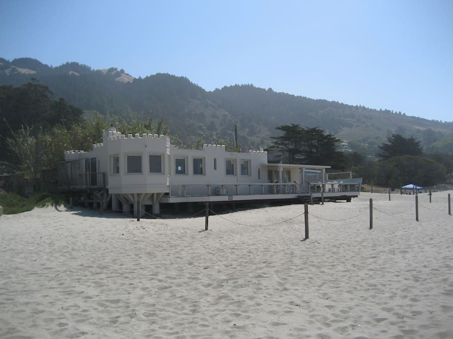 Stinson Beach Castle House Houses For Rent In Stinson