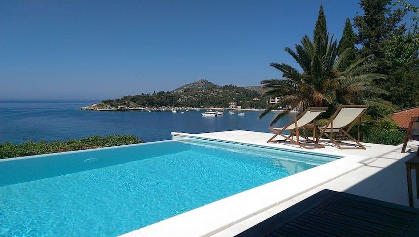 Villa Mirjana  Apartment Sunshine - Mlini - Villa