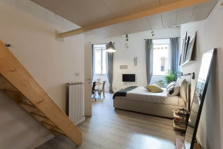 Vieqquà - Holiday Home in the center of Rome