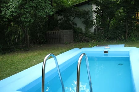 3 bedroom family home with pool - Gárdony - 獨棟
