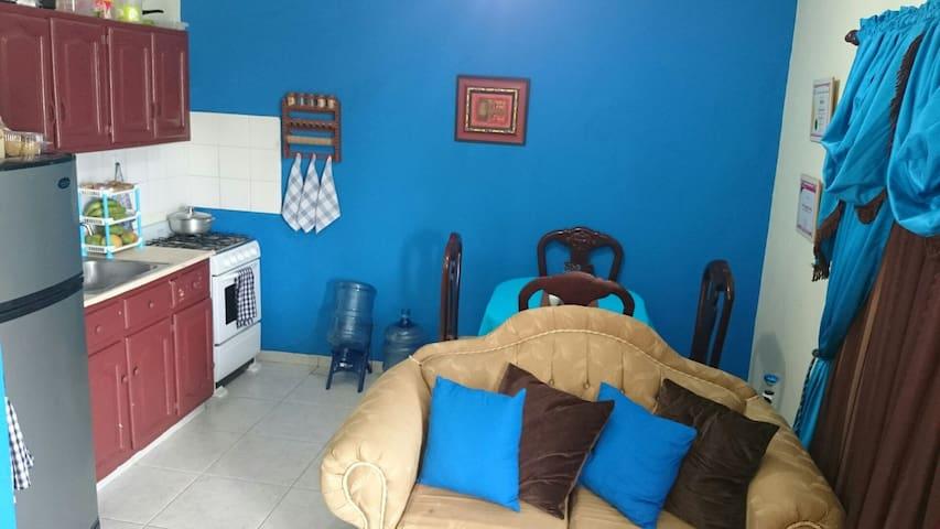 Acogedor Apartamento de Soltero.