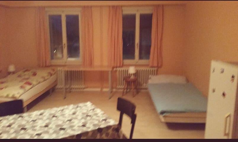 Ruhig gelegene Zimmer - Schmitten
