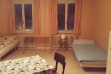 Ruhig gelegene Zimmer - Schmitten - Haus