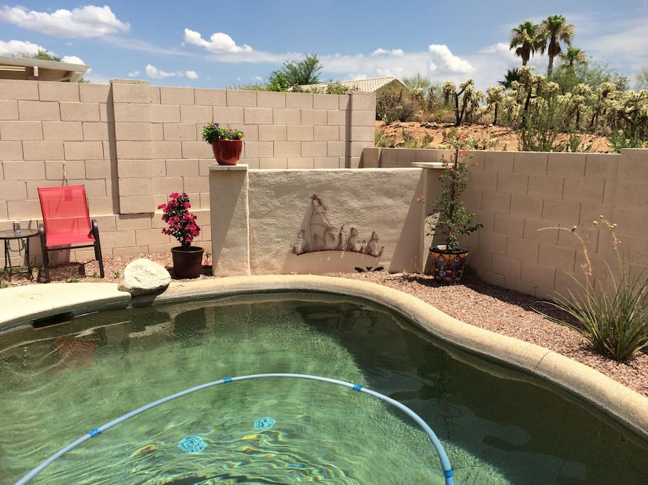 Pool And Great Mountain View Houses For Rent In Tucson
