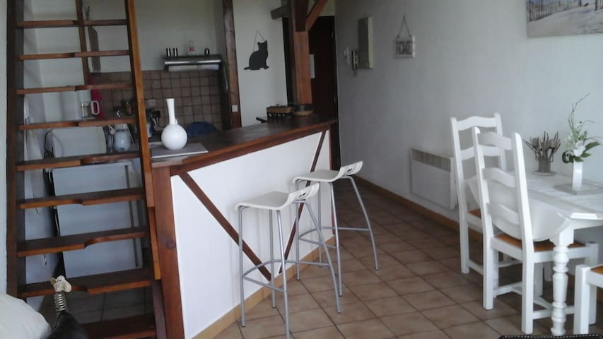 Appartement dans résidence - Meschers-sur-Gironde - Wohnung