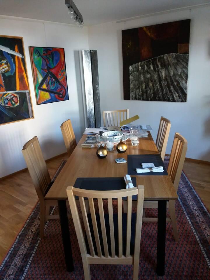 Hübsche Wohnung in München-Neuhausen