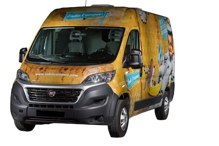 Active Plus Campervan - Santander - Camargo